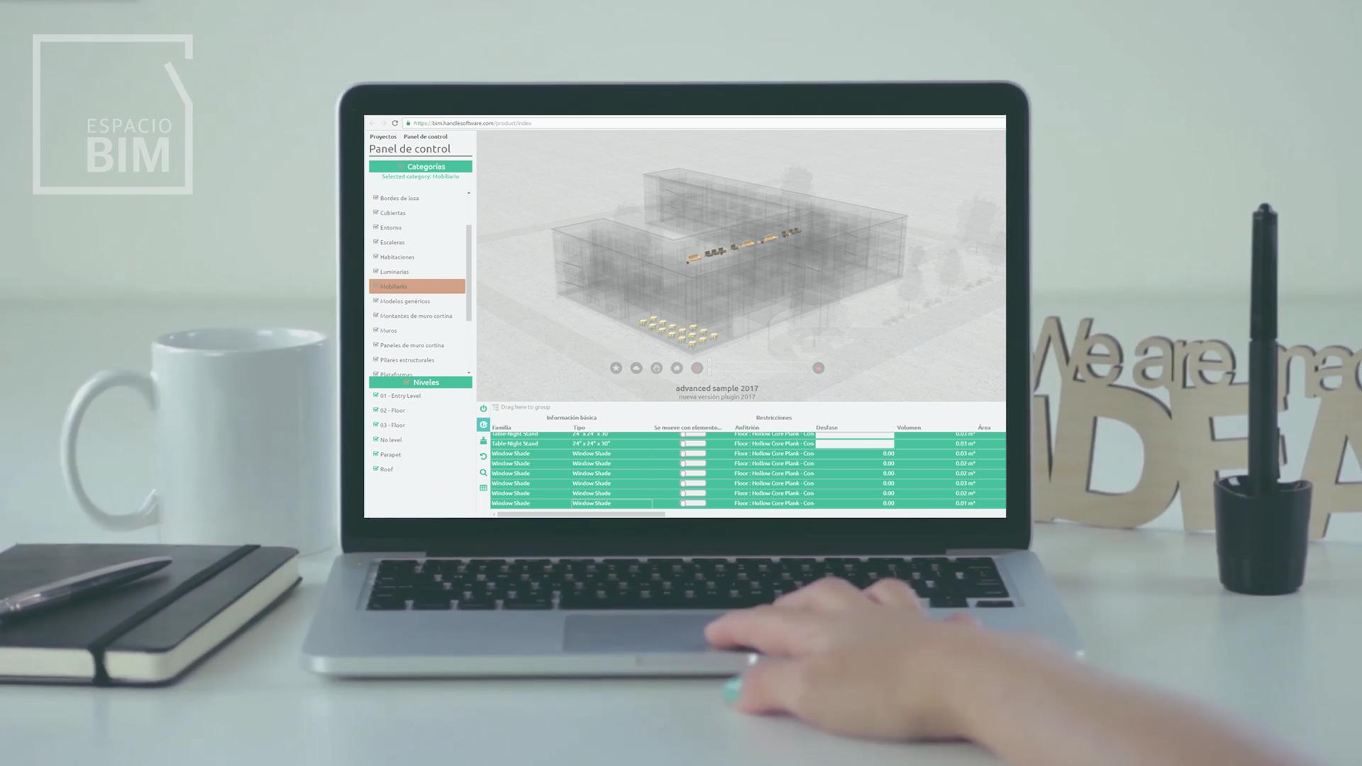 Prueba gratis BIM Consultant para Autodesk Revit