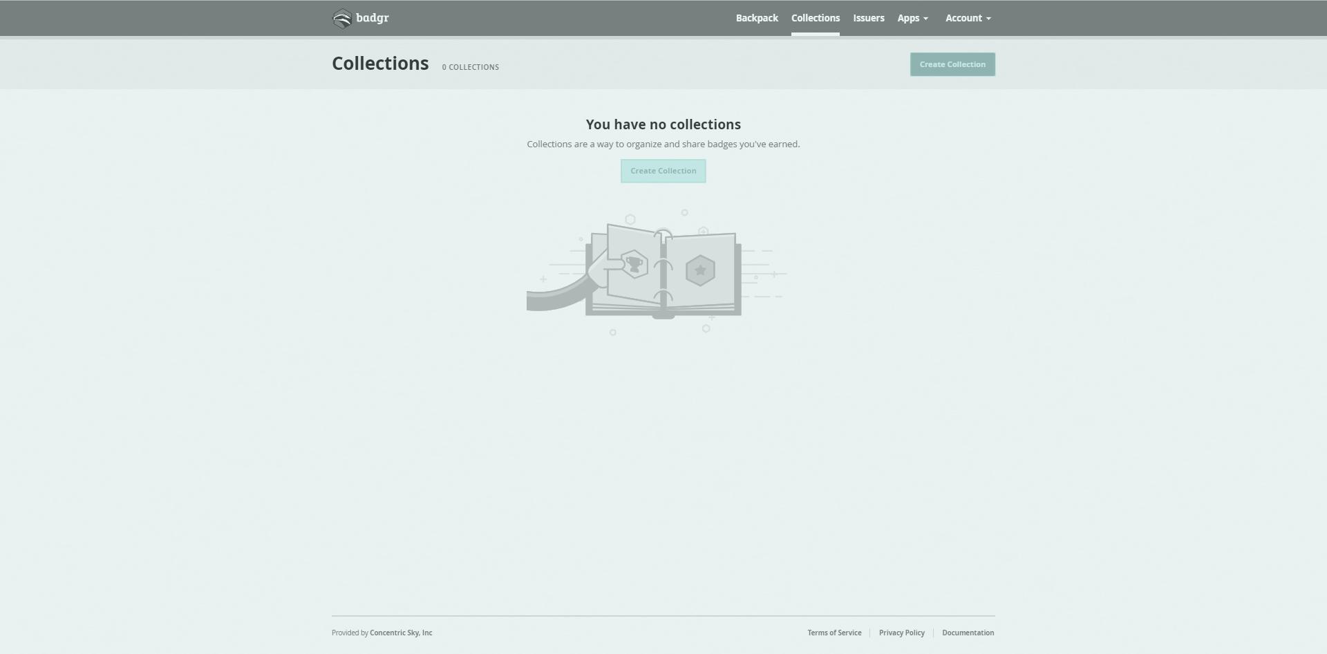 Crea colección Insignias Certificados BIM