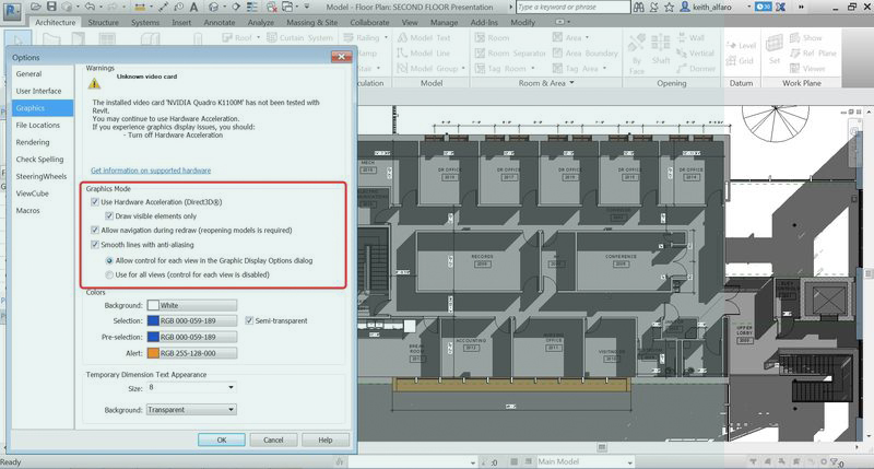 Revit 2017 optimiza tu trabajo